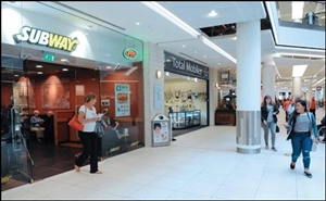 953 SF Shopping Centre Unit for Rent  |  Unit 8, Sailmakers Shopping Centre, Ipswich, IP1 3BB