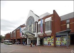 250 SF Shopping Centre Unit for Rent  |  Kiosk B, Sailmakers Shopping Centre, Ipswich, IP1 3BB