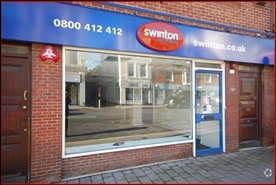 556 SF High Street Shop for Rent  |  56 Northbrook Street, Newbury, RG14 1AN