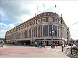 1,843 SF Shopping Centre Unit for Rent | Unit G36, The Bentall Centre, Kingston Upon Thames, KT1 1TP