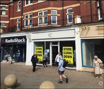 1,180 SF High Street Shop for Rent  |  45 St Annes Road, Lytham St Annes, FY8 1SB