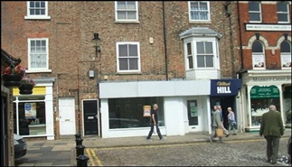 355 SF Out of Town Shop for Rent  |  69 Market Place, Thirsk, YO7 1EY