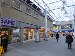 956 SF Shopping Centre Unit for Rent  |  5 Lancaster Gate, St Nicholas Arcades, Lancaster, LA1 1NB