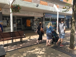 1,124 SF Shopping Centre Unit for Rent  |  10 South Walk, Yate, BS37