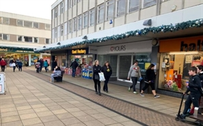 1,573 SF Shopping Centre Unit for Rent  |  5 West Walk, Yate, BS37