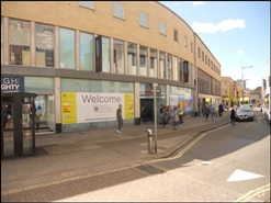 3,754 SF Shopping Centre Unit for Rent  |  Cabot Circus, Bristol, BS1 3AU