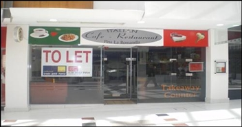 2,983 SF Shopping Centre Unit for Rent  |  Regent Shopping Centre, Hamilton, ML3 7DZ