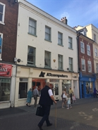 1,249 SF High Street Shop for Rent  |  57 Broad Street, Worcester, WR1 3LY
