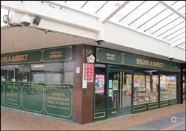 1,631 SF Shopping Centre Unit for Rent  |  1-3 Priory Square, The Square Shopping Centre, Birmingham, B4 7LG