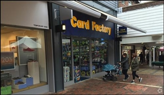 1,049 SF Shopping Centre Unit for Rent  |  Unit 8, Orchard Shopping Centre, Haywards Heath, RH16 3TH