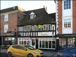 834 SF High Street Shop for Rent  |  17A High Street, Tenterden, TN30 6BN