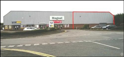 3,979 SF Out of Town Shop for Rent  |  Retail/Trade Warehouse, Doncaster, DN5 8LX