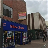 2,620 SF Shopping Centre Unit for Rent  |  Unit 31, Ankerside Shopping Centre, Tamworth, B79 7LG