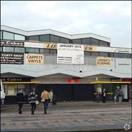890 SF High Street Shop for Rent  |  Unit 2, Liverpool, L9 4SR