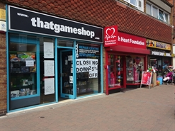 796 SF High Street Shop  |  99 Front Street, ARNOLD, Nottingham, NG5 7EB