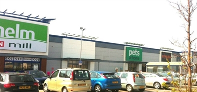 7,500 SF Retail Park Unit for Rent  |  Unit 1A High Point Retail Park, Hartlepool, TS24 0RN
