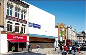 3,160 SF High Street Shop for Rent  |  92 High Street, Sunderland, SR1 3BY