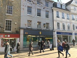 407 SF High Street Shop for Rent  |  26 Gentlemans Walk, Norwich, NR2 1NA