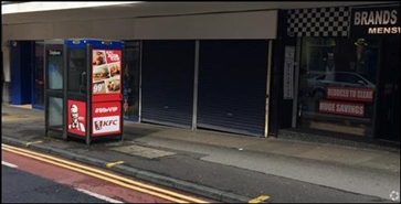 595 SF Shopping Centre Unit for Rent  |  St Georges Shopping Centre, Preston, PR1 2YU