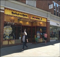 1,761 SF Shopping Centre Unit for Rent  |  Whitefriars Shopping Centre, Canterbury, CT1 2TF