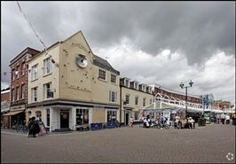 711 SF Shopping Centre Unit for Rent  |  Crowngate Shopping Centre, Worcester, WR1 3LD