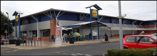 12,395 SF Retail Park Unit for Rent  |  Unit 1, Blackpole Retail Park, Worcester, WR3 8PQ