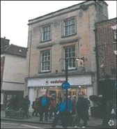 1,090 SF High Street Shop for Rent  |  38 High Street, Wells, BA5 2SG