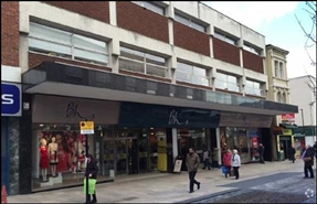 20,323 SF High Street Shop for Rent  |  20 - 23 Fishergate, Preston, PR1 3PX