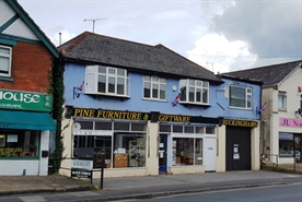 2,001 SF High Street Shop for Sale | 55-57 Commercial Road, Totton, SO40 3AH