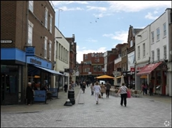 2,685 SF High Street Shop for Rent  |  Queen Annes Court, Windsor, SL4 1DG