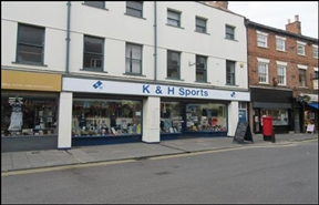 829 SF High Street Shop for Sale  |  1 Appleton Gate, Newark On Trent, NG24 1JR