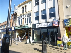735 SF High Street Shop  |  80 High Street, Weston Super Mare, BS23 1HS