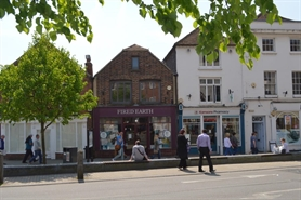 810 SF High Street Shop for Rent  |  13A Eastgate Square, Chichester, PO19 1JL