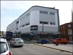 6,947 SF High Street Shop for Rent | Thomas Parker House, Lincoln, LN2 1DY