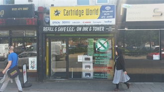 463 SF High Street Shop for Rent  |  606 Bristol Road, Selly Oak, B29 6BQ