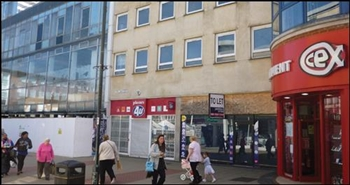 4,642 SF High Street Shop for Rent  |  1 - 3 The Martletts, Crawley, RH10 1ER