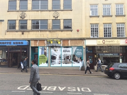 1,046 SF High Street Shop for Rent  |  6b Abington Street, Northampton, NN1 2AJ