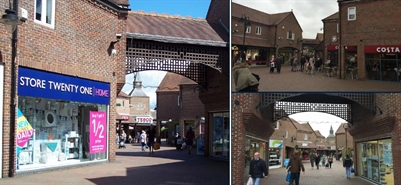 1,500 SF Shopping Centre Unit for Rent  |  8 The Grove Shopping Centre, Witham, CM8 2YT