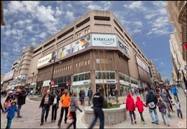 23,426 SF Shopping Centre Unit for Rent  |  Kirkgate Shopping Centre, Bradford, BD1 1QR