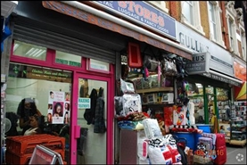 1,509 SF High Street Shop for Rent  |  10 - 12 Electric Avenue, London, SW9 8JX