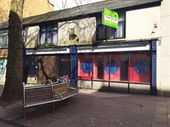 1,029 SF High Street Shop for Rent  |  4 5 Frederick Street, Cardiff, CF10 2DB