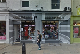 750 SF High Street Shop for Rent  |  3 - 4 Market Street, Cambridge, CB2 3PA