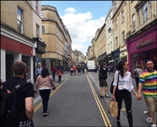 1,240 SF High Street Shop for Rent  |  26 Stall Street, Bath, BA1 1QF