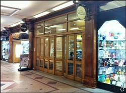 597 SF High Street Shop for Rent | Unit 5, The Royal Exchange, Manchester, M2 7DH