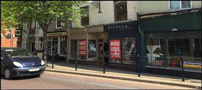 797 SF High Street Shop for Rent  |  62 High Street, Market Harborough, LE16 7AF