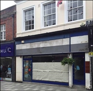 1,044 SF High Street Shop for Rent  |  103 High Street, Maidenhead, SL6 1JX