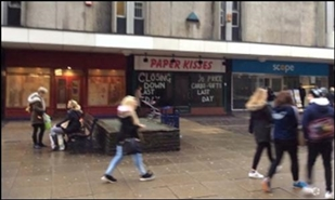 1,021 SF High Street Shop for Rent  |  94 New Street, Huddersfield, HD1 2TR