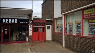 213 SF High Street Shop for Rent  |  3A Broadwalk, Crawley, RH10 1HJ