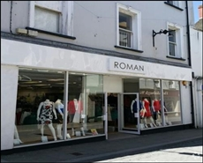 1,657 SF High Street Shop for Rent  |  16 Bridge Street, Haverfordwest, SA61 2AD