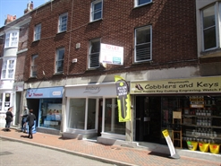 579 SF High Street Shop for Rent  |  Ground Floor, Weymouth, DT4 8EJ